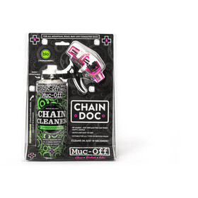 Muc-Off Chain Doc inklusive Chain Cleaner